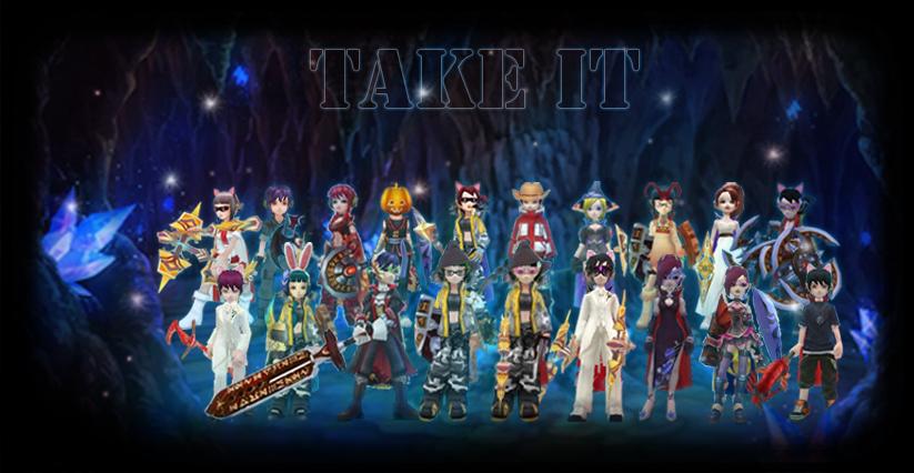TakeIT ! Index du Forum