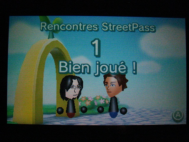 Rencontre streetpass nintendo 3ds
