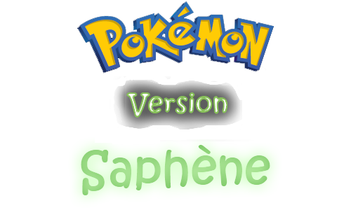 pokemon version saphène Index du Forum