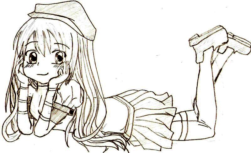 Photoshop Cs5 Colorier Un Personnage Manga